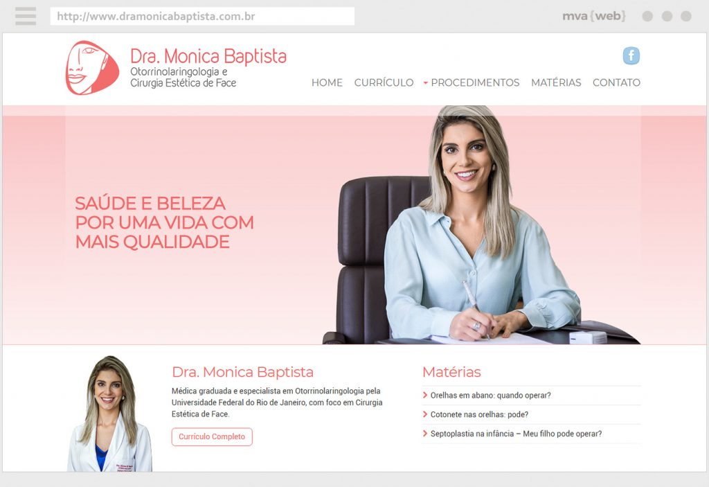 Dra. Monica Baptista