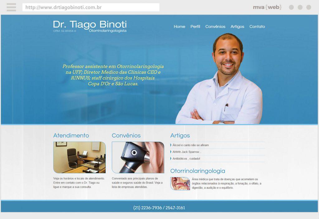 Dr. Tiago Binoti