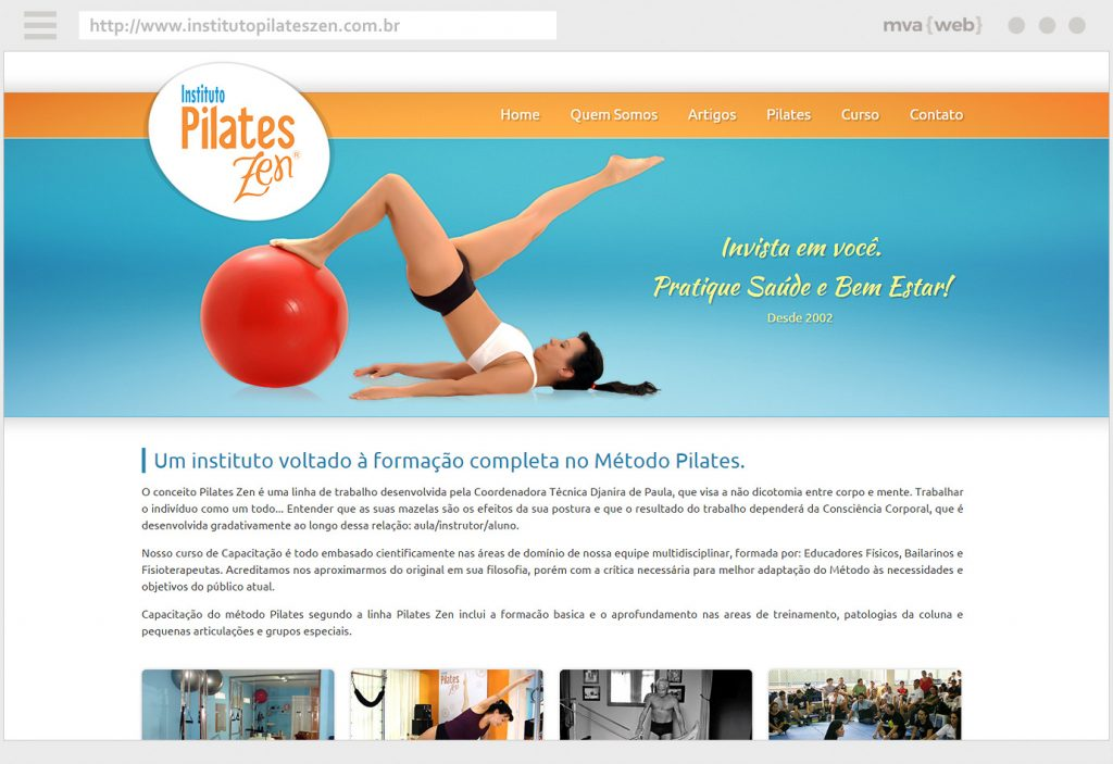Instituto Pilates Zen